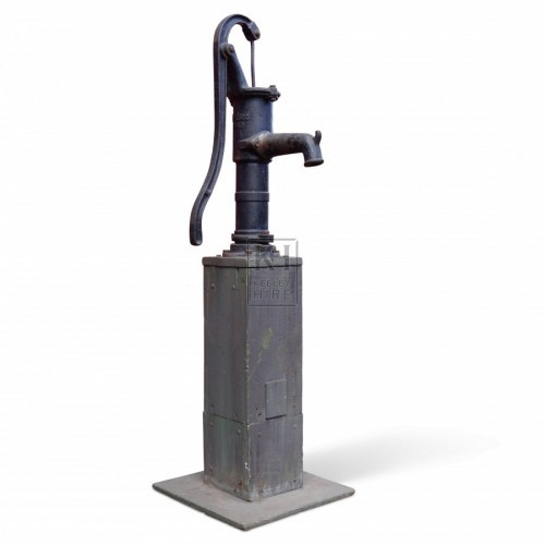 Iron Pump with Side Handle