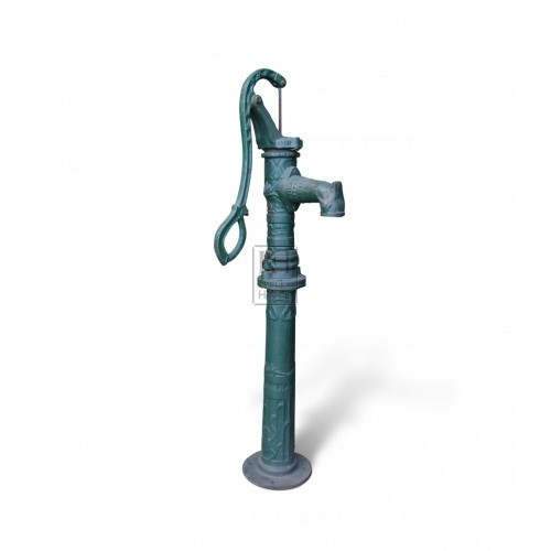 Green Iron Pump