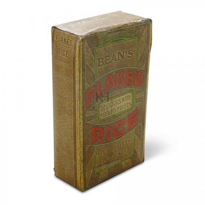 Flaked Rice Box