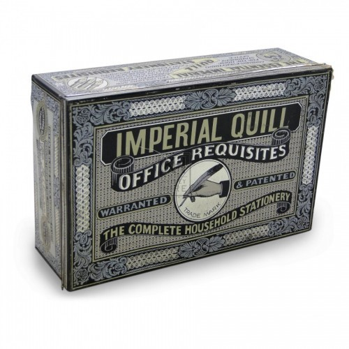 Imperial Quill Tin