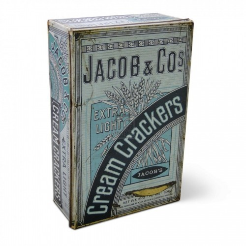Jacob & Co. Crackers Tin