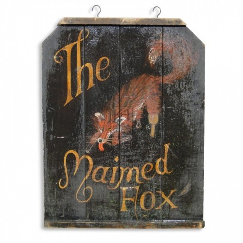 The Maimed Fox Sign