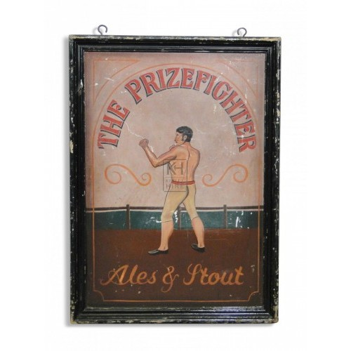 The Prizefighter Sign