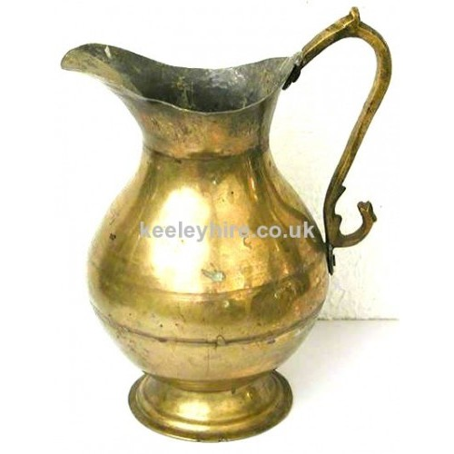 Brass Jug #1