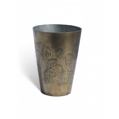 Brass Beaker