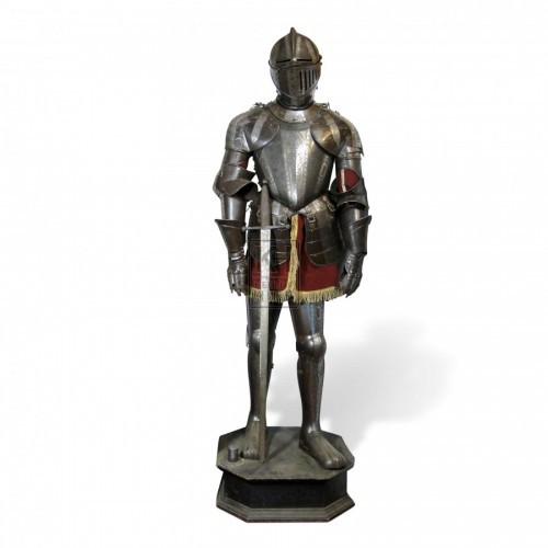 Knights Suit Of Armour