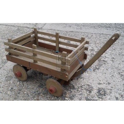 4 wheel childs Trolley