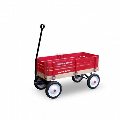 Radio Flyer childs cart with sides