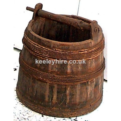 Rope Bound Tub with handle