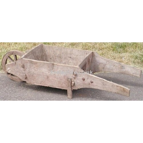 Basic Board Wheel Barrow