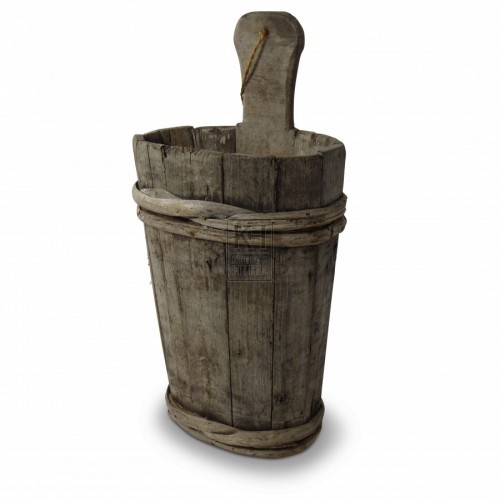 Woodenware Bucket