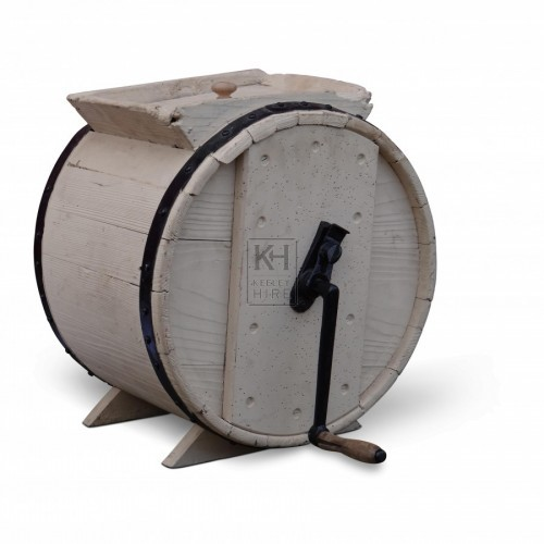 Wooden Butter Churn