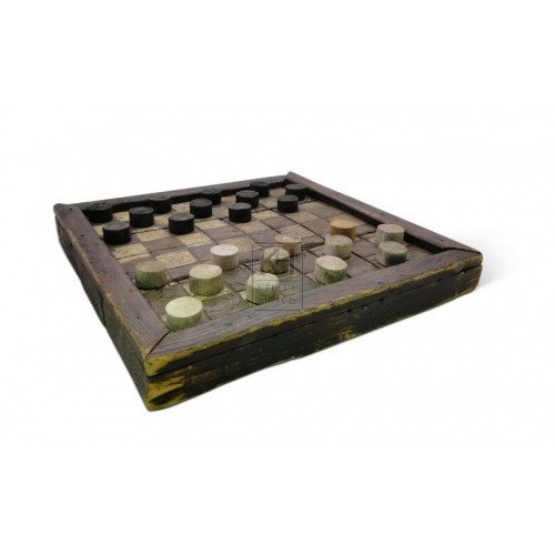 Period Draughts Board