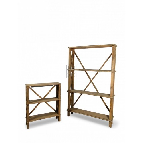 X-Frame Shelf Units