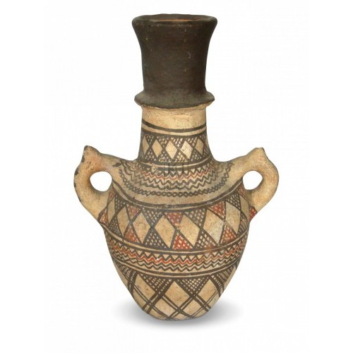 Small Egyptian Urns
