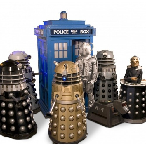 Doctor Who Package