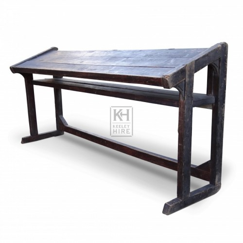Long School Desk