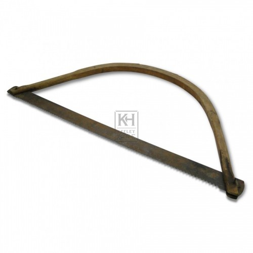 Rounded Bow Saw