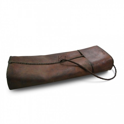 Rectangular Leather Document Holder