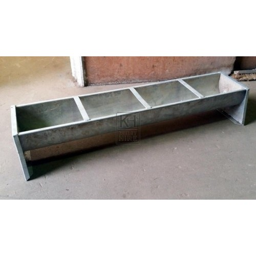 Galvanised Trough #3