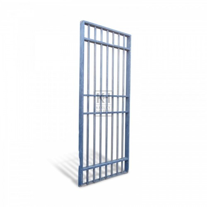 Prison bar panels