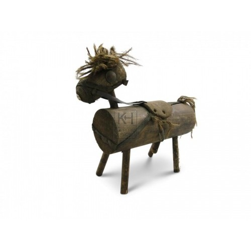 Rustic Toy Horse