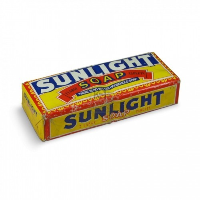 Red Sunlight Soap