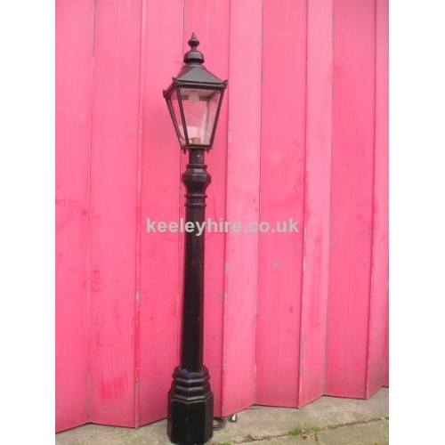Miniature Lamp Post & Top