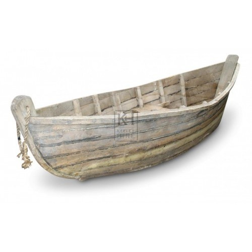Wood Cladded Boats