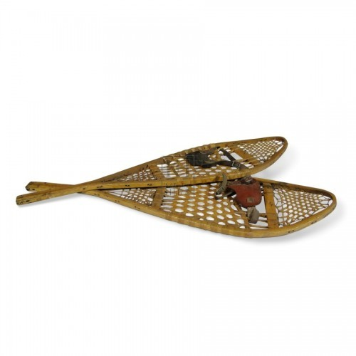 Beaver Tail Snowshoes