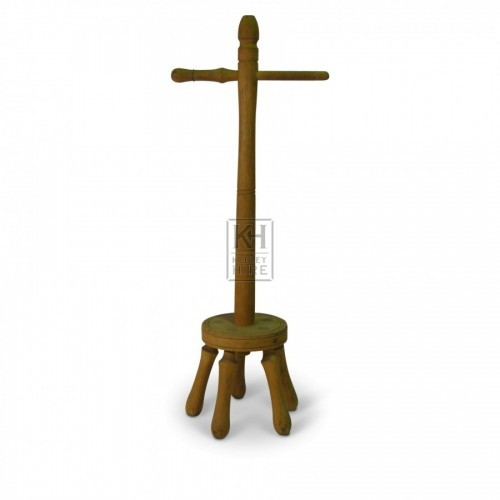 Wooden Wash Dolly