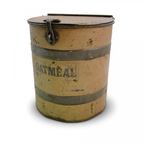 Period Oatmeal Tin