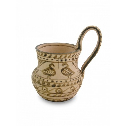 Greek Pottery Tankard