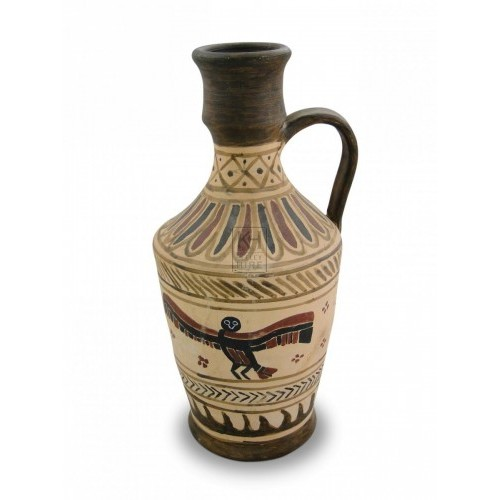 Greek Pottery Jug