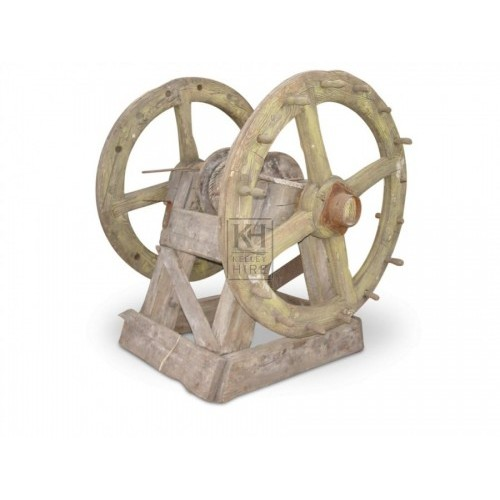 Medium Winch Wheel