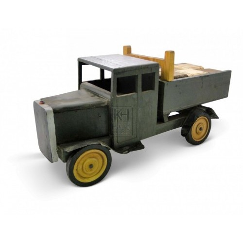 Toy Tipper Truck