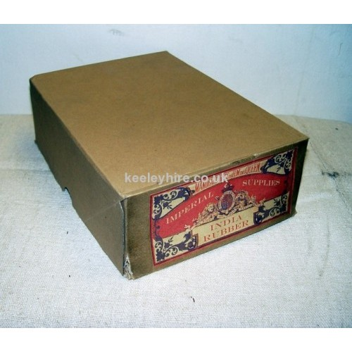 Plain card box