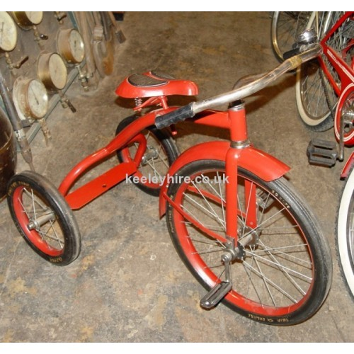 American childs tricycle