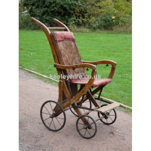 30s / 40s Wooden pushchair