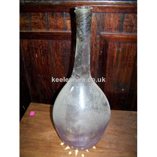 2ft Glass Long Necked Bottle