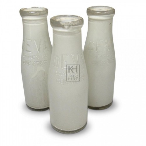 Period Milk Bottles