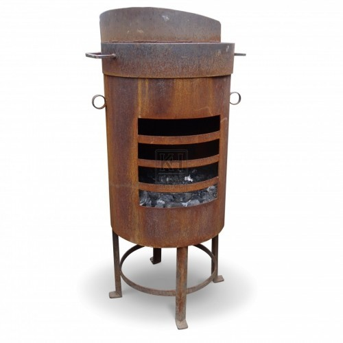 Large Chestnut Brazier