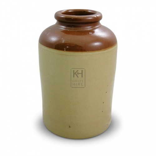 Pottery Storage Jars