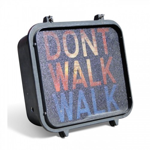 Dont Walk / Walk Sign