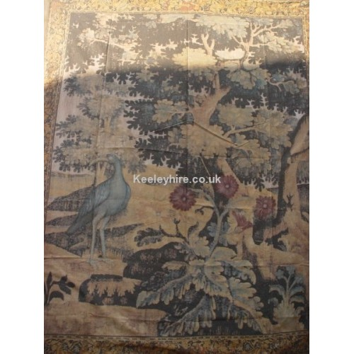 TAPESTRY NOT AVAILABLE