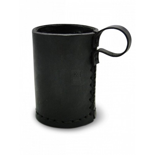 Small Brown / Black Tankards