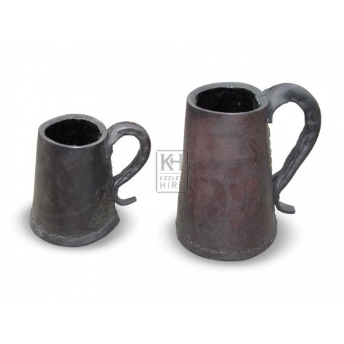 Brown Tankards