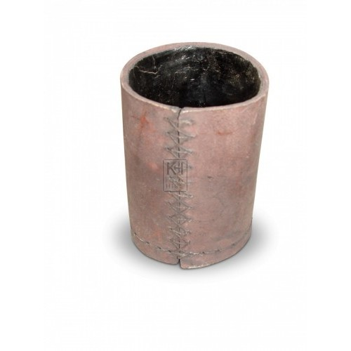 Small Leather Beakers