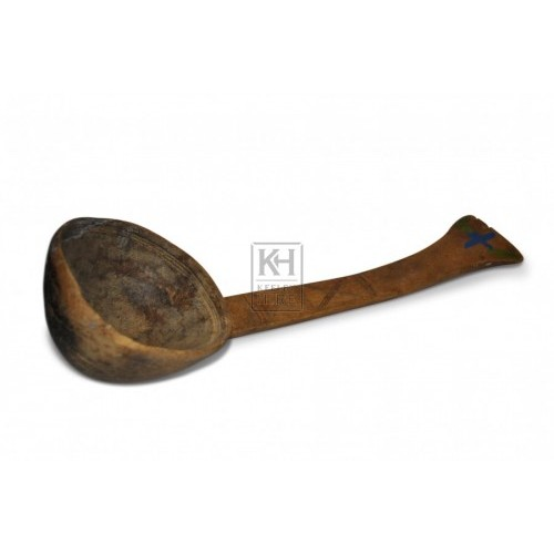 Wooden Ladles
