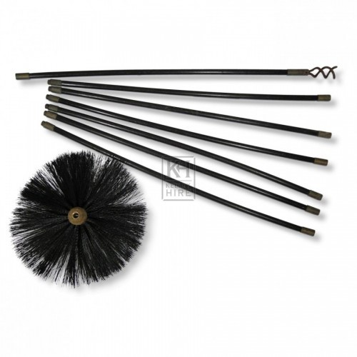Chimney Sweep Set